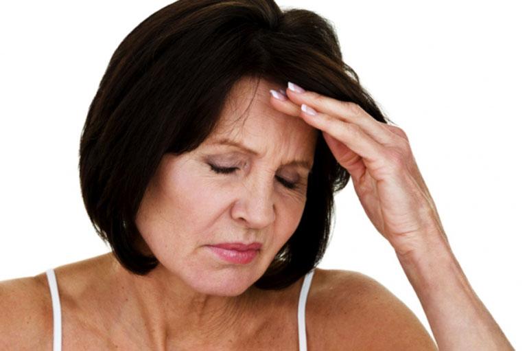 Tiền mãn kinh là một trong những nguyên nhân dẫn đến rối loạn kinh nguyệt