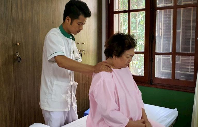 Thực hiện Vật lý trị liệu tại nhà có thể đáp ứng tốt hơn nhu cầu điều trị của đông đảo bệnh nhân