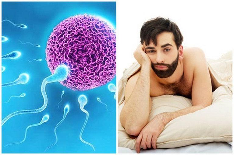Có nhiều nguyên nhân dẫn dến vô sinh ở nam giới