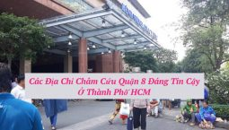 Địa chỉ châm cứu quận 8 thành phố HCM đáng tin cậy