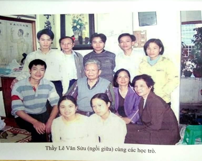 Chân dung Lương y Lê Văn Sửu
