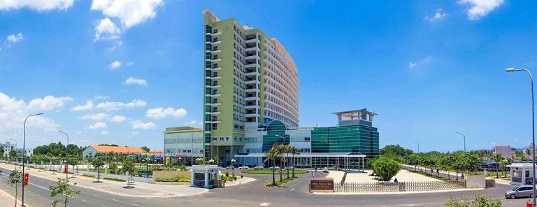 Bệnh viện Bà Rịa là một trong những cơ sở uy tín về châm cứu bấm huyệt Vũng Tàu