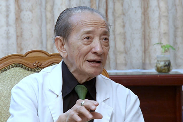 Giáo sư Nguyễn Tài Thu - Người thầy thuốc hết mình cống hiến cho sự nghiệp Y học suốt một đời