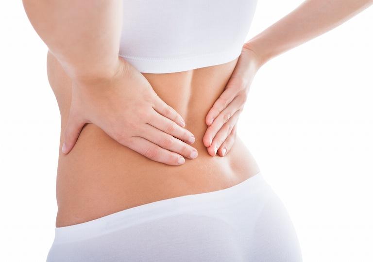 Đau lưng giãn dây chằng là tình trạng bệnh thường gặp