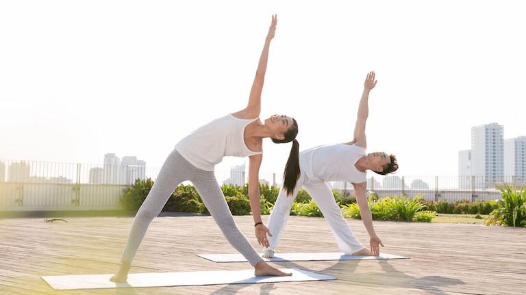 Tập thể dục góp phần cải thiện triệu chứng bệnh rất tốt
