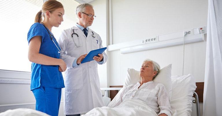 Người bệnh cần đến cơ sở y tế chẩn đoán và điều trị