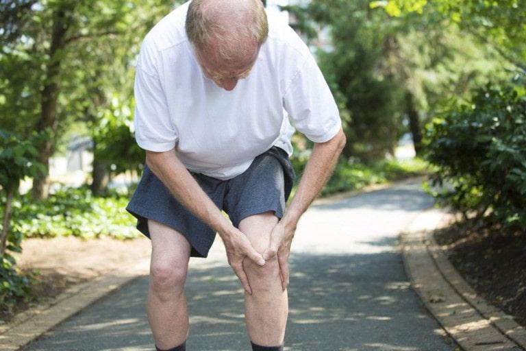 Tình trạng đau nhức xương khớp khi thay đổi thời tiết