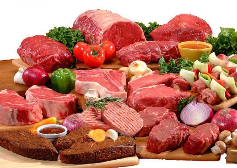 Các loại thịt đỏ và nội tạng động vật cũng không tốt cho người bị đau nhức xương