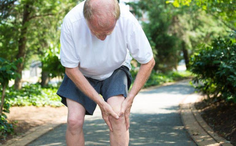 Vị trí khớp thường xuyên xảy ra đau nhức nhất ở người già là khớp gốiị trí khớp thường xuyên xảy ra đau nhức nhất ở người già là khớp gối