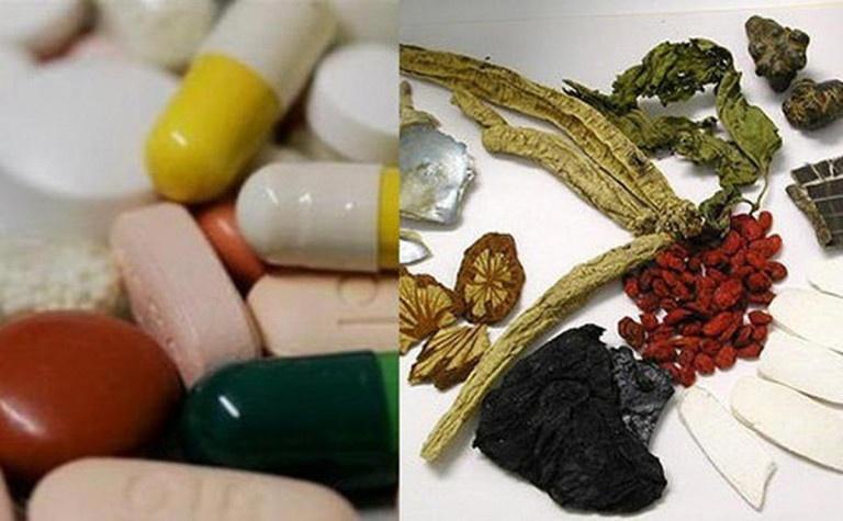 Dùng thuốc điều trị chứng đau nhức xương khớp
