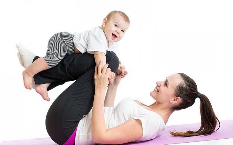 Cách phòng tránh đau nhức xương khớp sau sinh