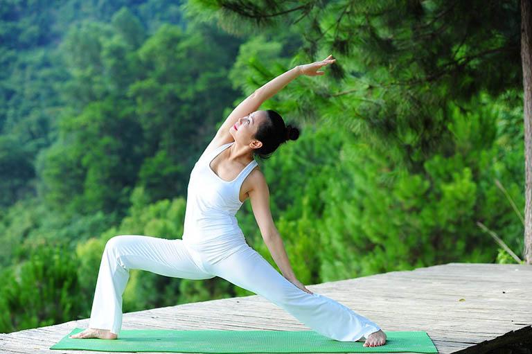 Vận động thường xuyên để tăng cường đề kháng, rèn luyện dẻo dai, tăng cường tuổi thọ
