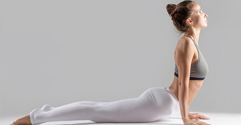 Cải thiện cơn đau bằng bài tập rắn hổ mang