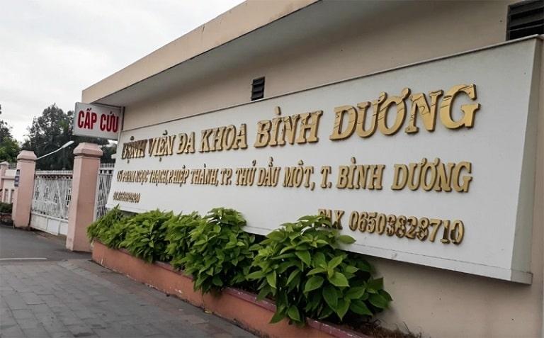 Bệnh viện Đa Khoa được nhiều bệnh nhân lựa chọn châm cứu ở Bình Dương