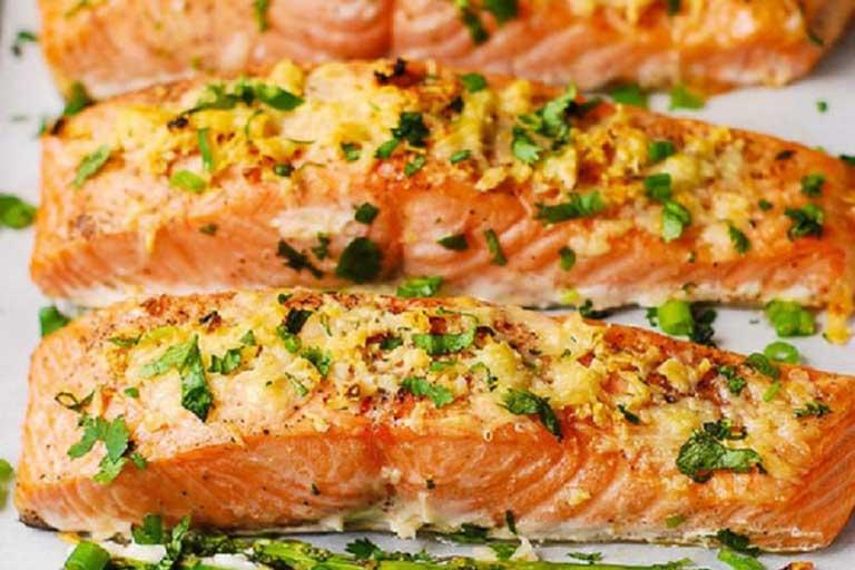 Bệnh nhân thoái hóa khớp nên ăn gì? - Món ăn ngon từ cá hồi