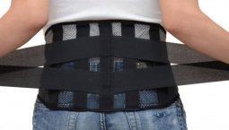 đai đeo thoát vị đĩa đệm