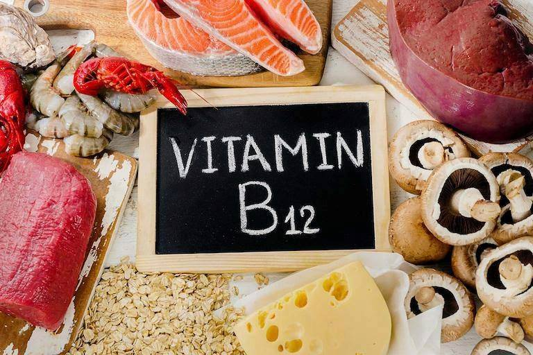 Các loại thực phẩm giàu vitamin B12 nên bổ sung