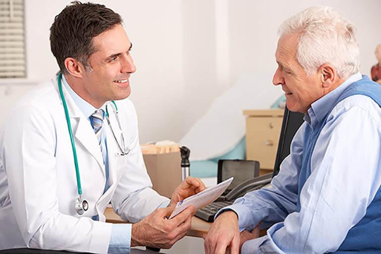 Ngoài ra, người bệnh có thắc mắc gì có thể đặt câu hỏi trực tiếp với bác sĩ