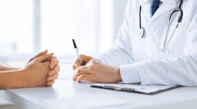 Trước khi lựa chọn bất kỳ cách điều trị nào, bệnh nhân nên thăm khám để xác định chính xác nguyên nhân