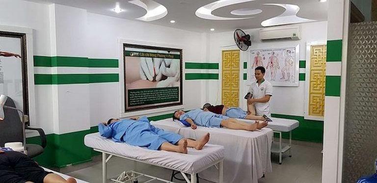 Trung tâm ứng dụng Đông phương y pháp