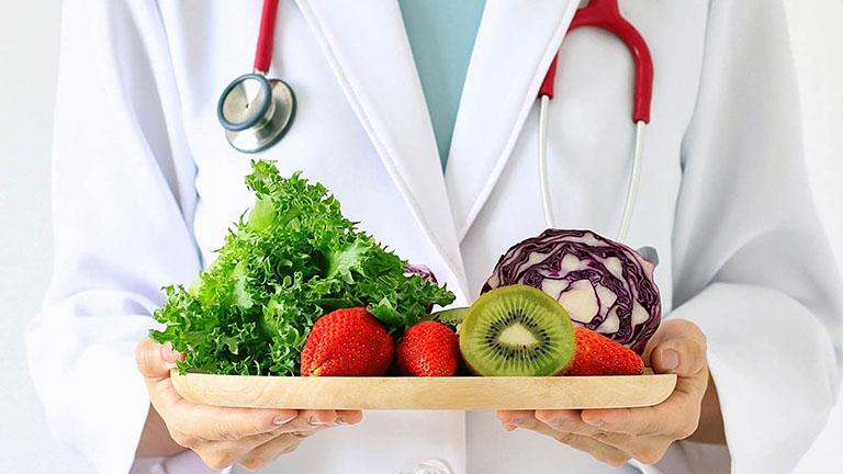 Chế độ dinh dưỡng có thể kích thích khả năng tự chữa lành để phục hồi tổn thương hiệu quả