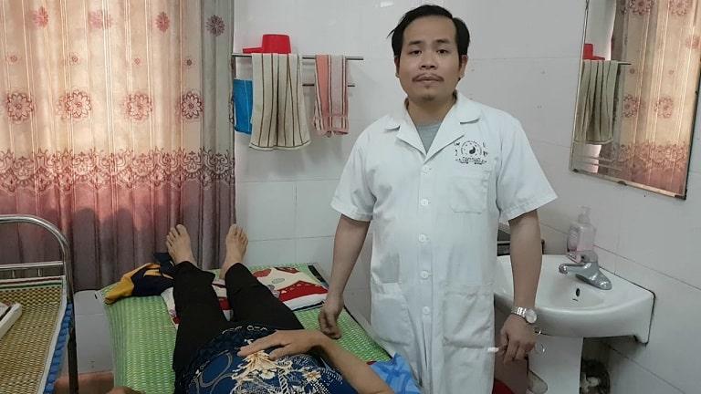 Lương y Lê Ngọc - thầy thuốc có tiếng về châm cứu chữa bệnh hiệu quả