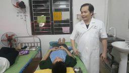 Lương y Lê Ngọc - thầy thuốc hành nghề y cứu người cùng tình yêu cho châm cứu và YHCT