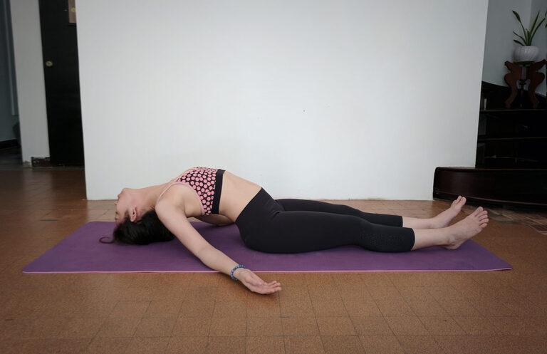 Các bài tập yoga giúp cột sống được thư giãn hiệu quả