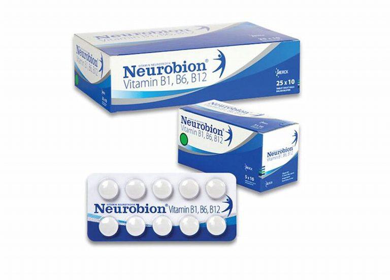 Thuốc bổ sung vitamin B1, B6 và B12