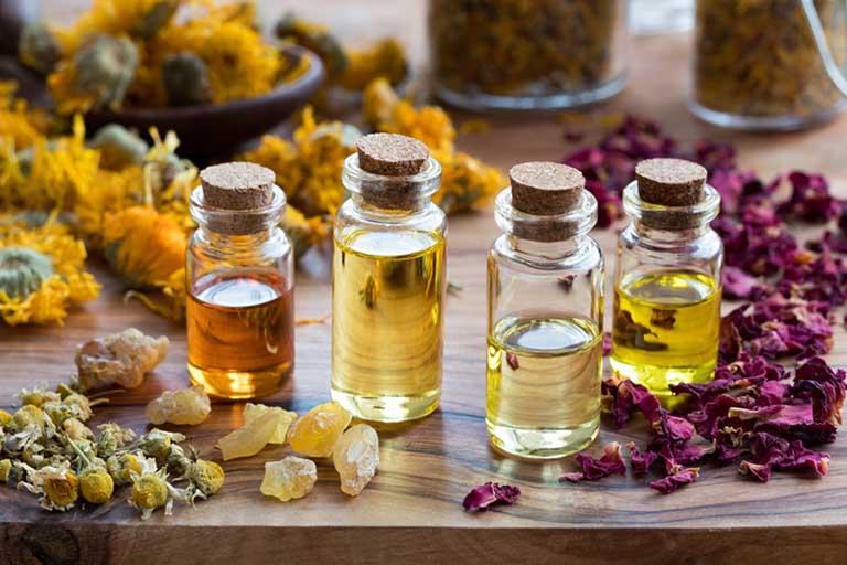 Hương dược, thảo dược được dùng đúng cách cũng là phương pháp thay thế thuốc bằng cơ chế tự chữa lành rất tốt