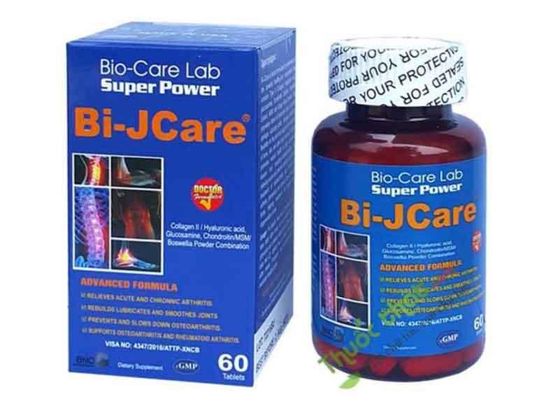 Thuốc trị thoái hóa khớp Bi-jcare