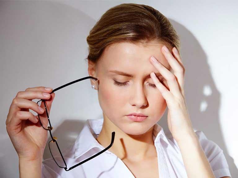 Bệnh đau đầu vận mạch gây ảnh hưởng rất lớn đến cuộc sống của người bệnh