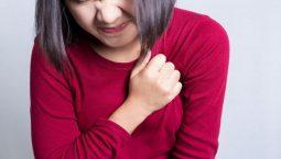 Đau tức ngực, khó thở là triệu chứng điển hình khi mắc bệnh