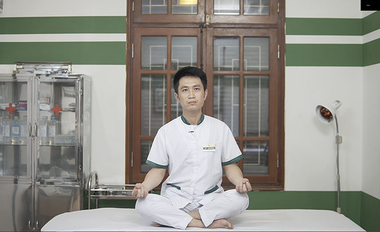 CBNV tại Trung tâm cũng tự tập luyện những bài tập tốt cho sức khỏe