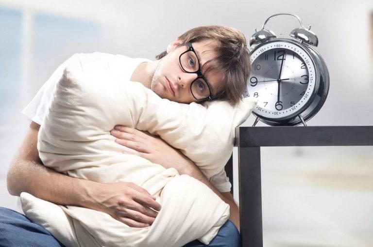 Mất ngủ kéo dài gây ra nhiều tác động xấu cho cuộc sống hàng ngày