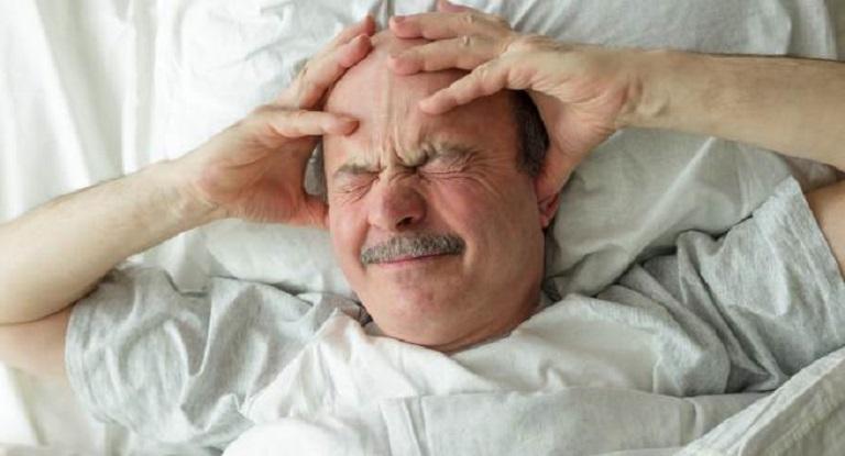 Mất ngủ là một trong những tác nhân gây đột quỵ