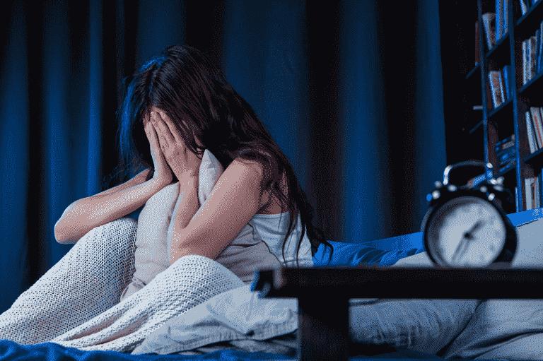 Người bệnh thường lâm vào trạng thái lo âu, căng thẳng dẫn đến trầm cảm