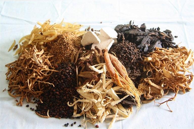 Dược liệu Đông y là một trong những liều thuốc quý giúp điều trị chứng đau vai gáy