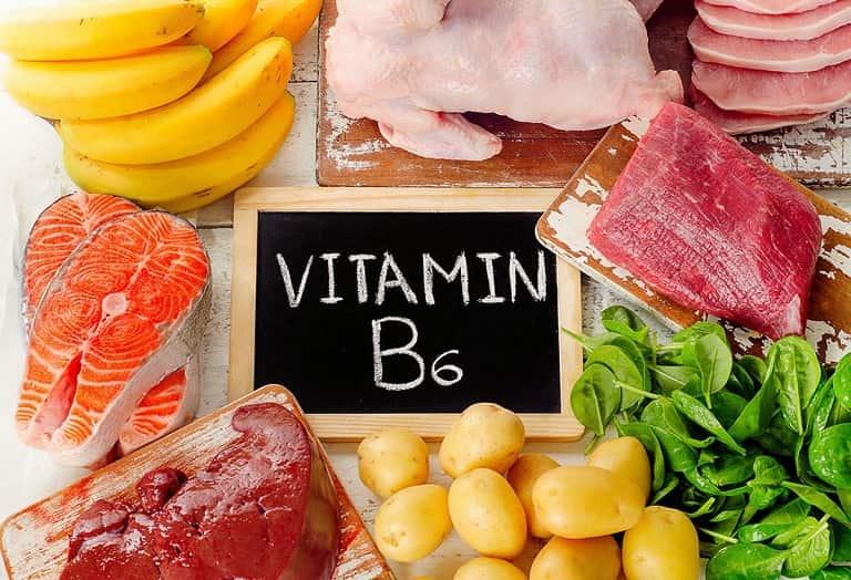 Nguồn thực phẩm giàu Vitamin B6 cần bổ sung cho cơ thể mẹ bầu