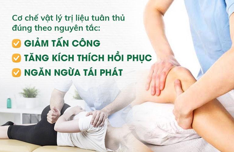 Nguyên tắc loại bỏ bệnh mất ngủ mãn tính bằng VLTL