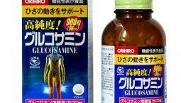 Thuốc Glucosamine Orihiro - cách chữa thoái hóa cột sống