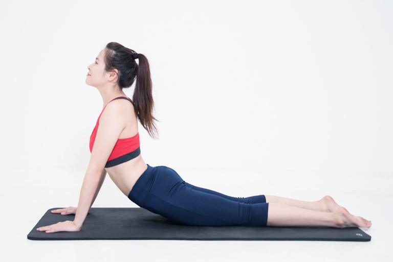 Yoga giúp cải thiện chứng phồng lồi đĩa đệm hiệu quả