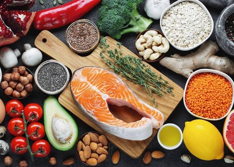 Ảnh hThực phẩm hỗ trợ bổ sung các chất cần thiết để điều trị mất ngủ kéo dài