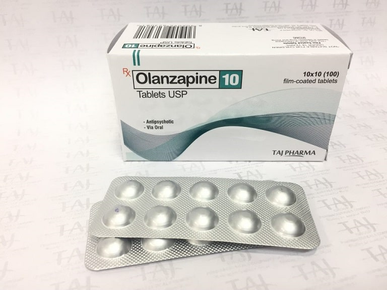 Thuốc Olanzapine điều trị mất ngủ