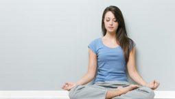 Tư thế yoga ngồi thiền