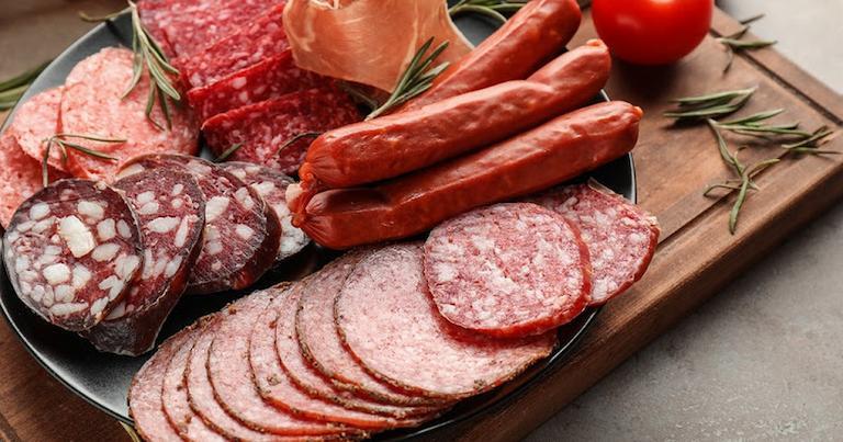 Các loại thực phẩm chứa nhiều nitrit