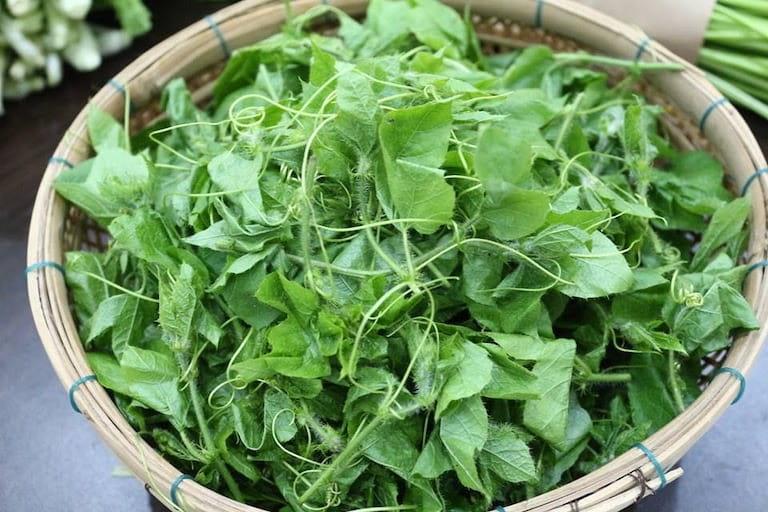 Dân gian từ lâu đã sử dụng lá và ngọn non của cây lạc tiên như một loại rau ăn hàng ngày để cải thiện chứng mất ngủ.