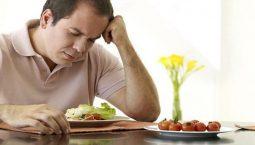 Hiện tượng chán ăn ảnh hưởng rất nhiều đến giấc ngủ