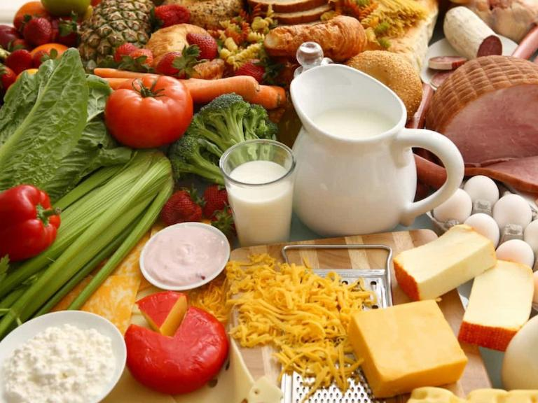 Người bệnh cần bổ sung đủ chất dinh dưỡng cho cơ thể