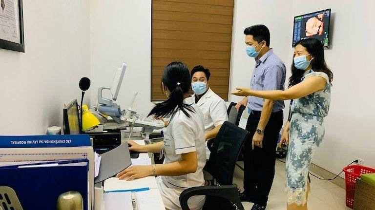 Đông phương Y pháp khảo sát mở trung tâm tại Bệnh viện Favina